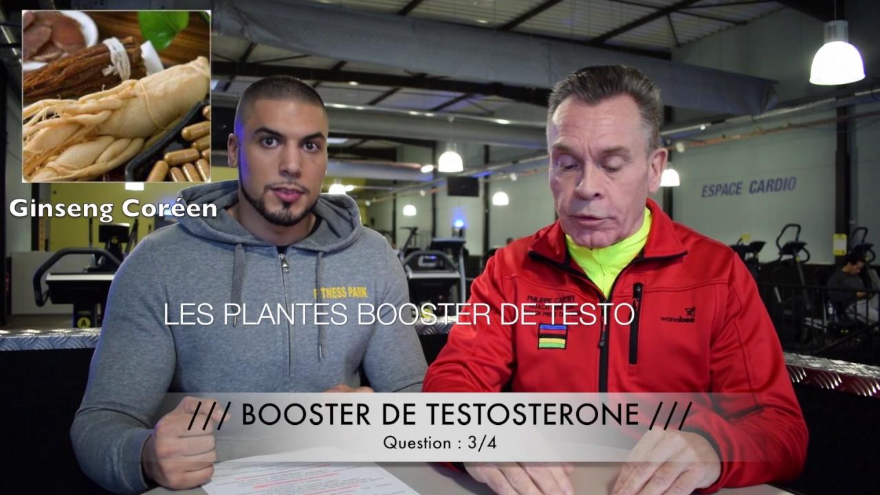 BOOSTER DE TESTOSTÉRONE et NO (tribulus) avec Philippe Cartry - YouTube