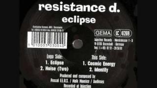 Resistance D. - Cosmic Energy (1992)