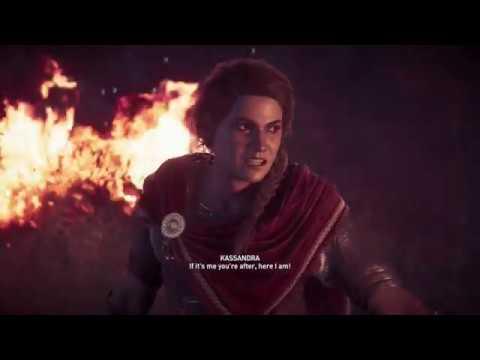 LEVEL 90 Legendary Ancient Order Templar Boss - Assassins Creed Odyssey DLC 3 Bloodline Legacy thumbnail