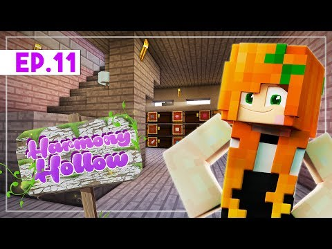 House Makeover! | Minecraft: Harmony Hollow SMP - S3 Ep.11