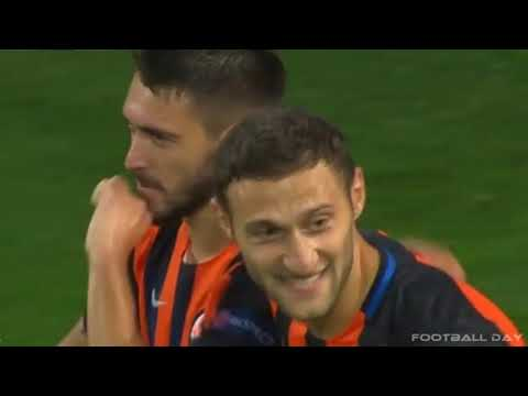 Shakhtar Donetsk VS Napoli 2 1 All goals & Highlights 13 09 2017 HD