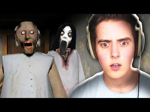 GRANNY'S SECRET DAUGHTER? | GRANNY (Horror Mobile Game)