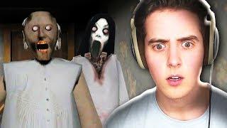 GRANNY'S SECRET DAUGHTER?   GRANNY (Horror Mobile Game)