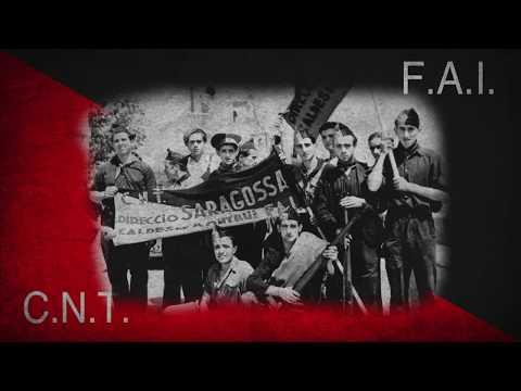 La Internacional Anarquista - The Anarchist Internationale (English lyrics)
