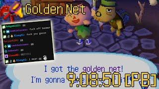 Animal Crossing: Wild World Golden Net Speedrun in 9:08:50 [WR]