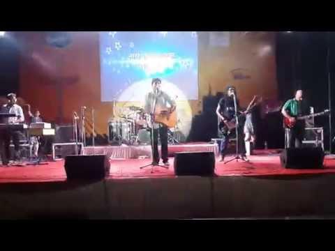 Aaghaaz band live (Sagar se bhi gehra)