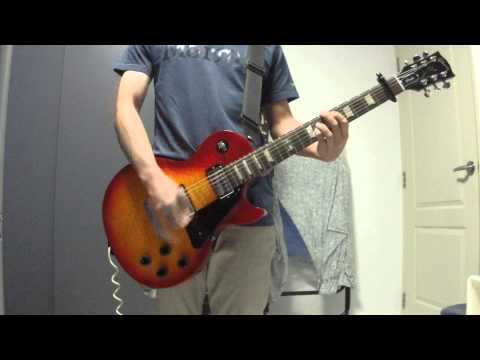 Faber Drive - Tongue Tied guitar cover