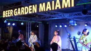 8月16日ビアガーデンマイアミにゲスト出演。平成琴姫メンバー2人は、201...