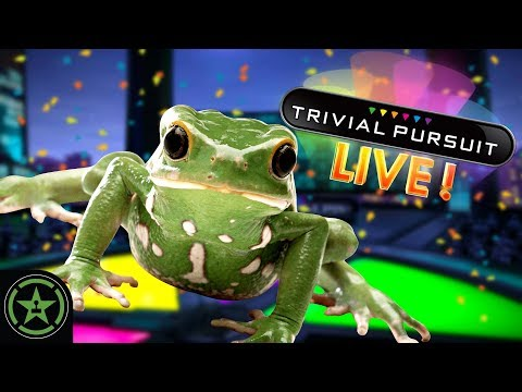 Jeremy\'s Frog Obsession - Trivial Pursuit (#19) | Let\'s Play