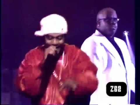 The Goodie Mob Feat:Backbone 2000 Get Rich To This