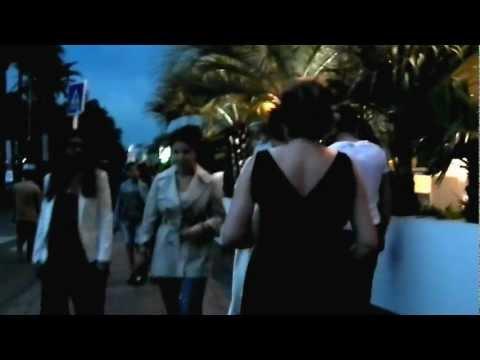 Cannes   Boulevard  de la Croisette www wrobels pl