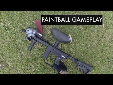 เล่น Paintball ครั้งแรก l Combat Zone 62