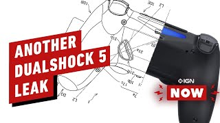 New DualShock 5 Leak Features Extra Back Triggers - IGN Now