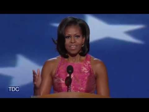 "Michelle Obama: ""The American Dream"""