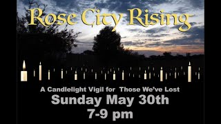 Rose City Rising Vigil