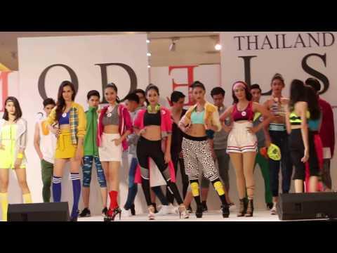Thailand Models 2017 fashion show รอบ10คน ชาย หญิง