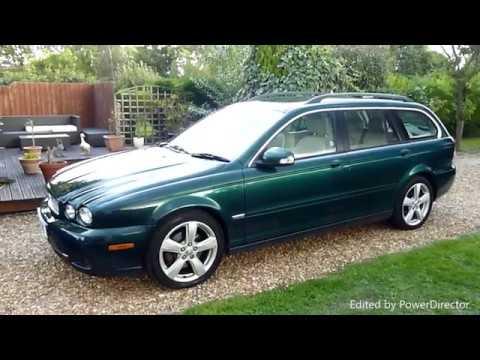 Video review of 2008 Jaguar X Type Estate 2.0 D Sport For Sale sDSC Specialist Cars Cambridge UK