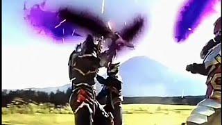 3 lawan 1 Satria Heroes VS Osiris