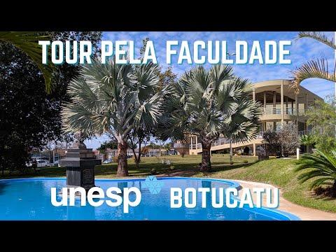 TOUR pela UNESP campus de Botucatu (Rubião Jr.)