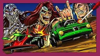 Rock & Roll Racing - O Jogo de Corrida Mais ANIMAL do Super Nintendo