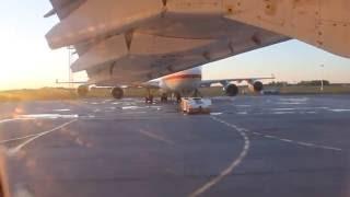 Взлёт Ан 148 100Е RA 61714 Новосибирск