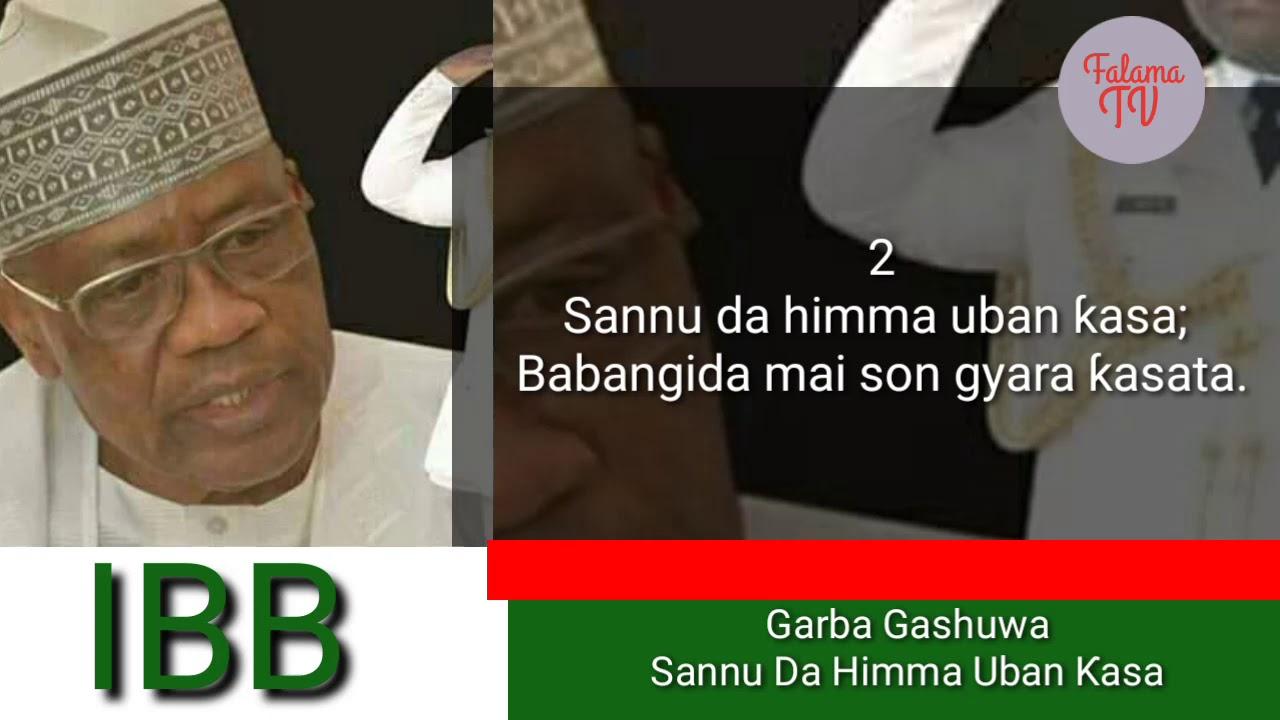 Download Garba Gashuwa: Sannu Da Himma Uban Kasa