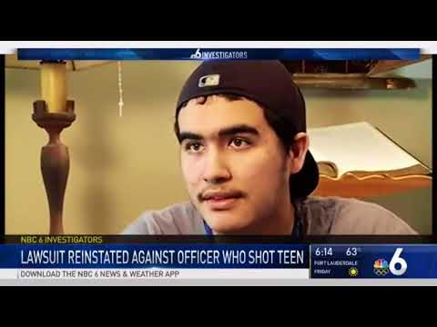 Shot By Police Sebastian Gregory may see Justice after his Untimely Death