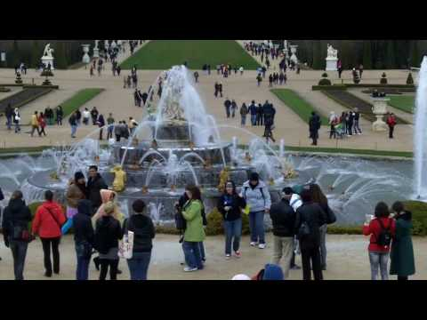 A Walk Around the Gardens of the Palace of Versailles [Île-de-France]