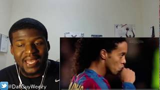 RONALDINHO GAUCHO ● MOMENTS IMPOSSIBLE TO FORGET REACTION!!!