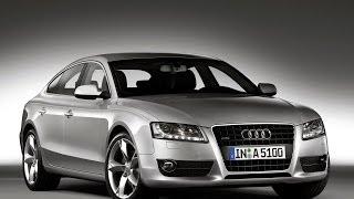 Внешний вид автомобиля Ауди А5 Спортбэк (Audi A5 Sportback) 2009-2011 Хэтчбек 5 дв