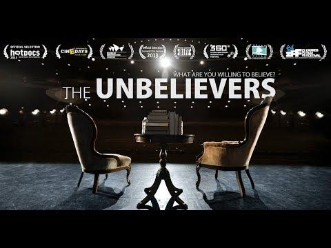 THE UNBELIEVERS (2013) - Official Movie Trailer (Richard Dawkins & Lawrence Krauss)