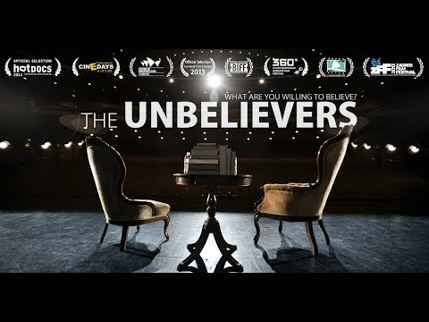THE UNBELIEVERS (2013) - Official Movie Trailer (Richard Dawkins & Lawrence Krauss)
