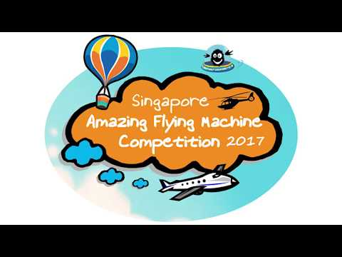 Singapore Amazing Flying Machine 2017