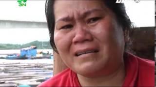 Làng bè Long Sơn điêu đứng vì cá chết trắng sông