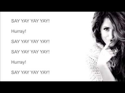 """KARAOKE """"SAY YAY!"""" - BAREI ( ESC SPAIN 2016 )"""