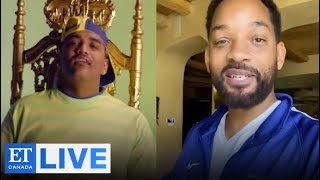 Will Smith Reacts To Joyner Lucas' 'Will'