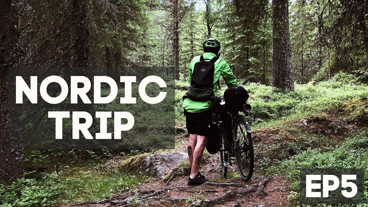 Норвежский Дождь. Горы, Холода Nordic Ep5 | норвегия туристическое путешествие