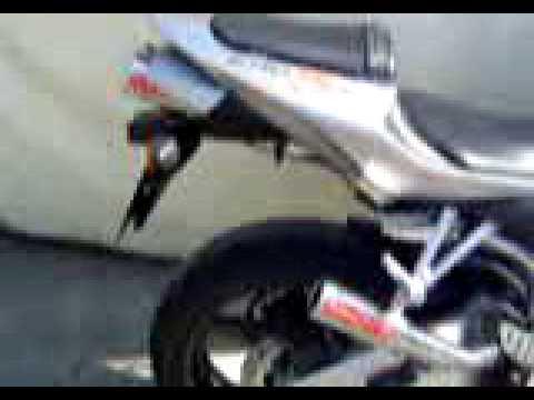Cbr 600 Rr 2005 Thunder Line Mpg