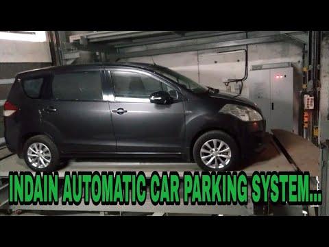 automatic car parking system |INDAIN technology pune (in Mumbai) |explained ||vloger Mia ||