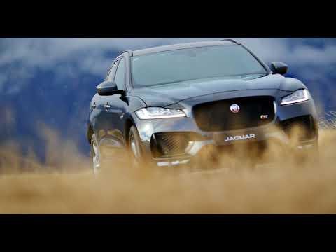 EOS C200 Jaguar F-PACE World Car Awards Commercial