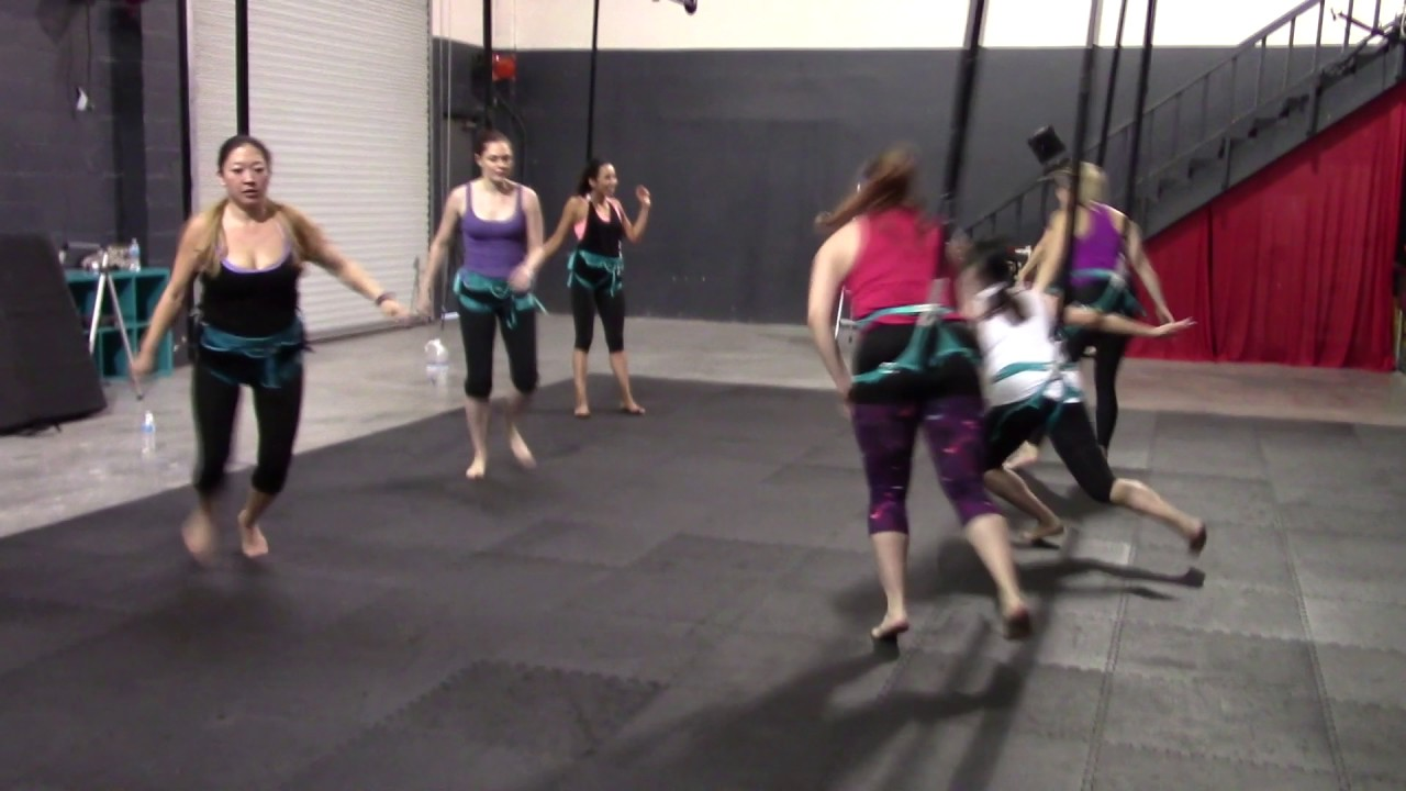 Bungee Exercise Near Me - ExerciseWalls