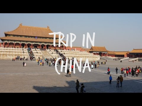 TRIP IN ASIA | CHINA - SHANGHAI AND BEIJING