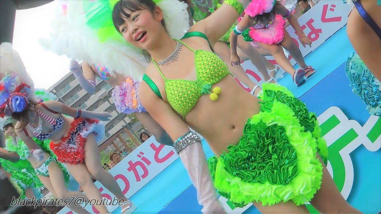 祭り 可愛い サンバ 神戸