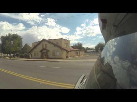 Jackrabbit Trail, Liberty, AZ to Wild West Cowboy Steakhouse for Greek Food, Buckeye, AZ, GP040019