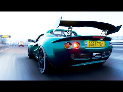 NEW LIGHTWEIGHT SUPERCAR KILLER? | Forza Horizon 4 thumbnail