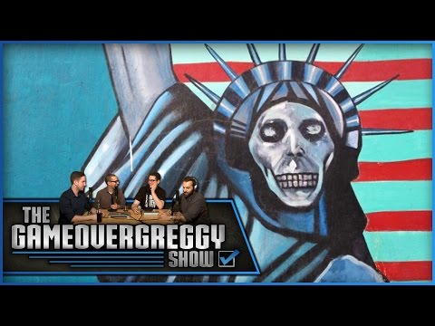Anti-Americanism - The GameOverGreggy Show Ep. 73 (Pt. 2)