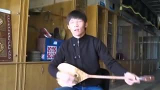Казахский рэпер