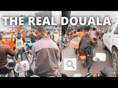 EXPERIENCE DOUALA! The busiest & most populous city in Cameroon.
