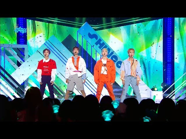 【TVPP】SHINee - Good Evening, 샤이니 - 데리러 가 @Show! Music Core