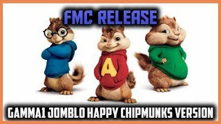 Gamma1   Jomblo Happy   Chipmunks Version